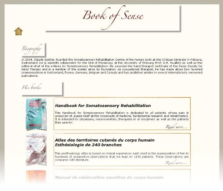 Book of Sense