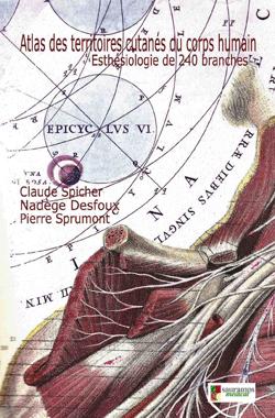 Atlas des territoires cutanés du corps humain